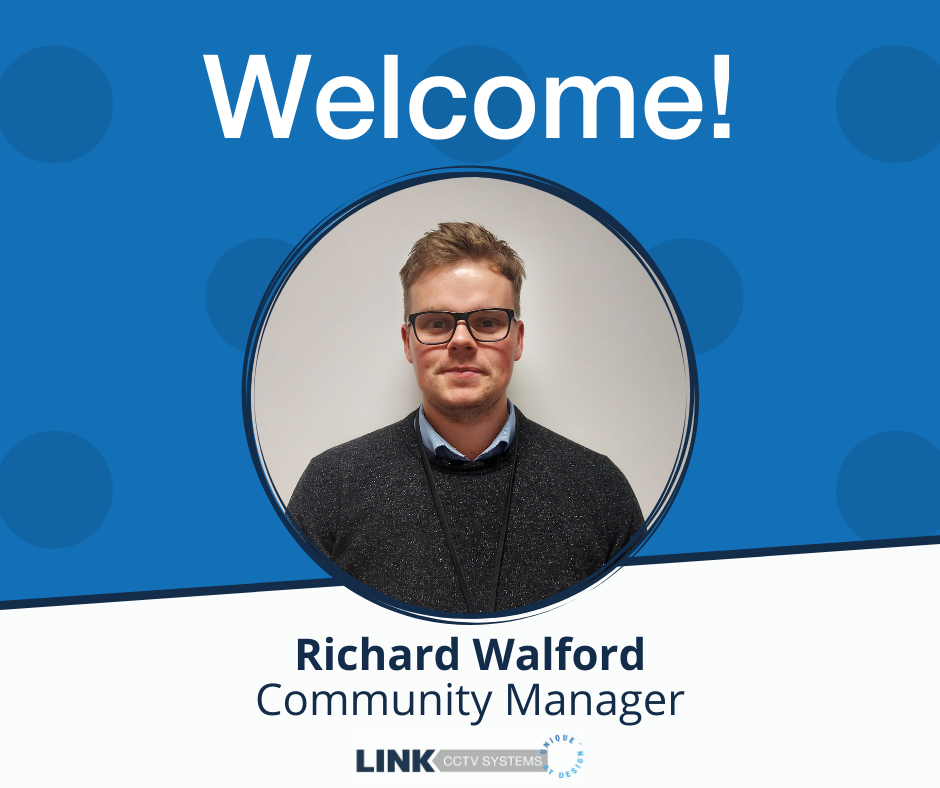 Welcome Richard Walfod