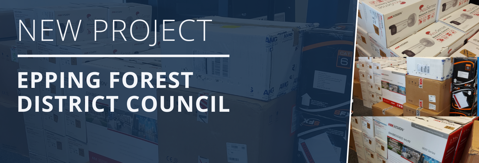New project: Epping Forest District Council